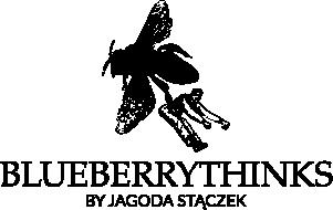 Blueberrythinks logotype